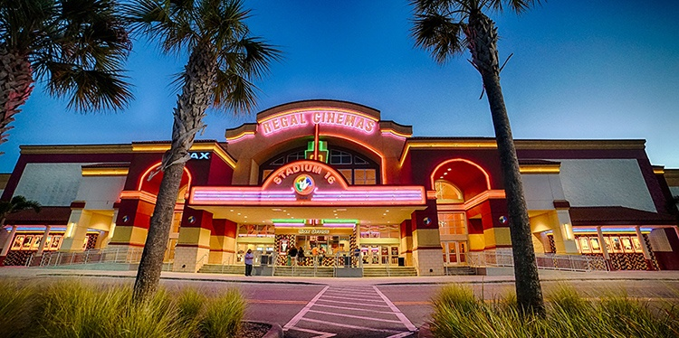 Regal Cinemas | Gulf Coast Town Center