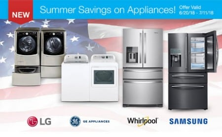 Our Appliances Summer Savings Event Is Here Gulf Coast